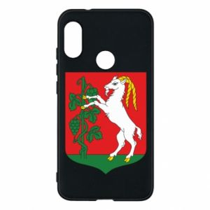 Phone case for Mi A2 Lite Lublin coat of arms