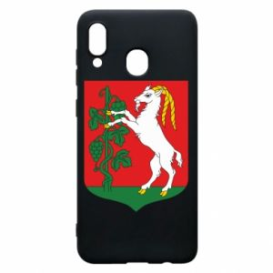 Samsung A30 Case Lublin coat of arms