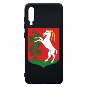 Phone case for Samsung A70 Lublin coat of arms