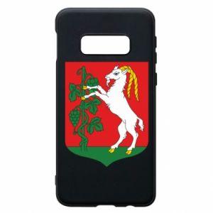 Samsung S10e Case Lublin coat of arms