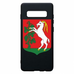Phone case for Samsung S10+ Lublin coat of arms