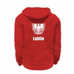 Bluza na zamek dziecięca Lublin