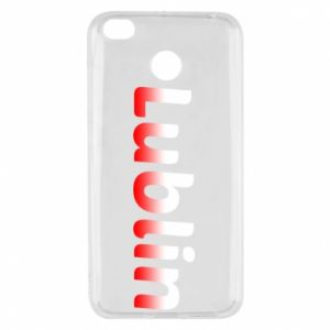 Xiaomi Redmi 4X Case Lublin