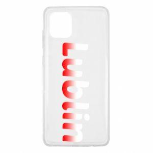 Samsung Note 10 Lite Case Lublin