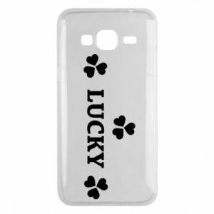 Etui na Samsung J3 2016 Lucky