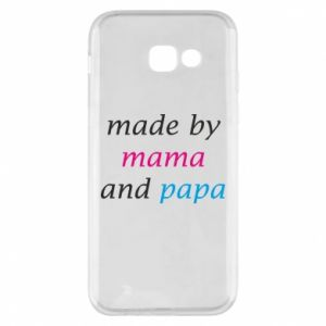 Etui na Samsung A5 2017 Made by mama and papa