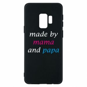 Etui na Samsung S9 Made by mama and papa