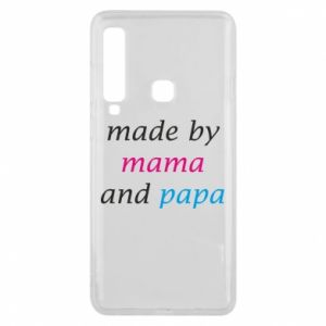 Etui na Samsung A9 2018 Made by mama and papa