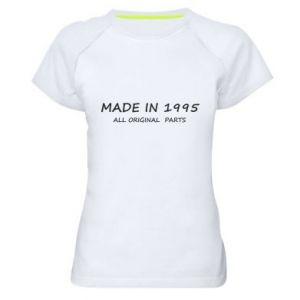 Koszulka sportowa damska Made in 1995