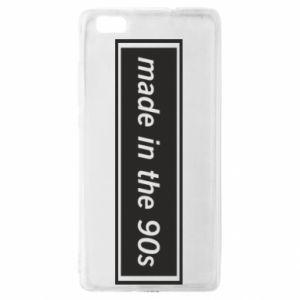 Etui na Huawei P 8 Lite Made in 90s