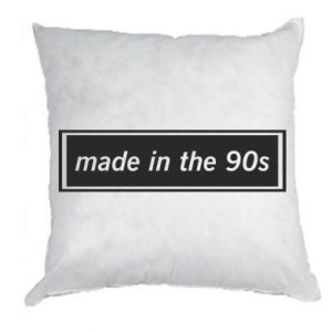 Pillow Made in 90s