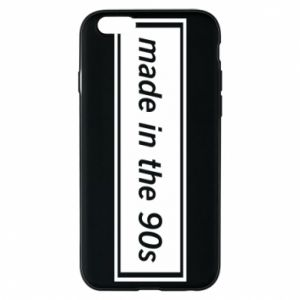 Etui na iPhone 6/6S Made in 90s