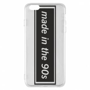 Etui na iPhone 6 Plus/6S Plus Made in 90s