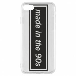 Etui na iPhone 7 Made in 90s