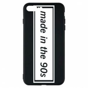 Etui na iPhone 8 Plus Made in 90s