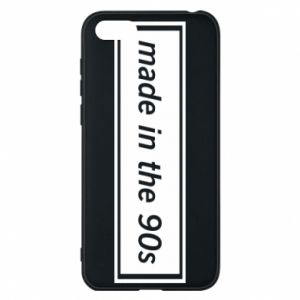 Phone case for Huawei Y5 2018 Made in 90s