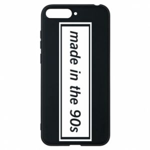 Phone case for Huawei Y6 2018 Made in 90s
