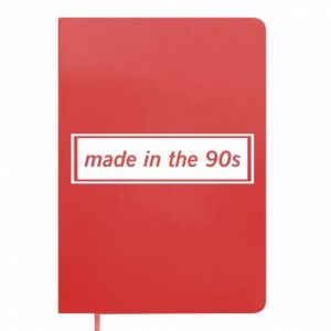 Notepad Made in 90s