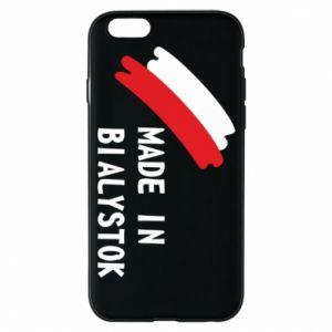 Etui na iPhone 6/6S Made in Bialystok