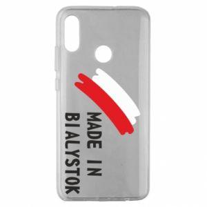 Etui na Huawei Honor 10 Lite Made in Bialystok
