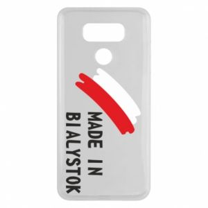 Etui na LG G6 Made in Bialystok
