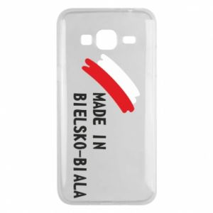 Samsung J3 2016 Case Made in Bielsko-Biala