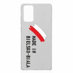 Samsung Note 20 Case Made in Bielsko-Biala
