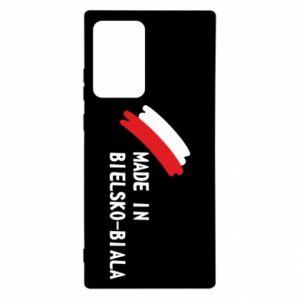 Samsung Note 20 Ultra Case Made in Bielsko-Biala