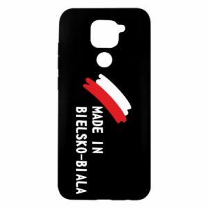 Xiaomi Redmi Note 9 / Redmi 10X case % print% Made in Bielsko-Biala