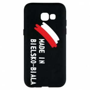 Samsung A5 2017 Case Made in Bielsko-Biala