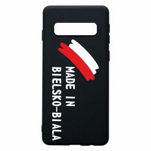 Samsung S10 Case Made in Bielsko-Biala
