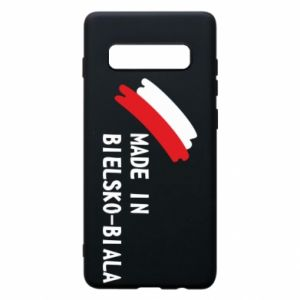 Samsung S10+ Case Made in Bielsko-Biala