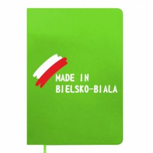 Notes Made in Bielsko-Biala - PrintSalon