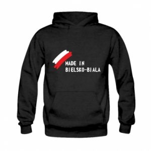 Kid's hoodie Made in Bielsko-Biala
