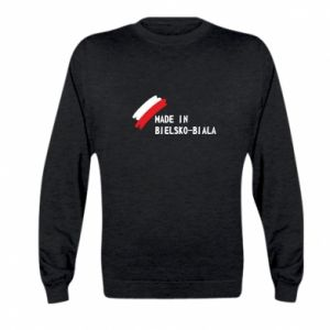 Kid's sweatshirt Made in Bielsko-Biala