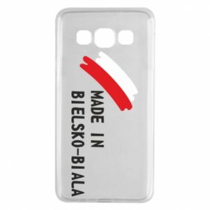 Samsung A3 2015 Case Made in Bielsko-Biala