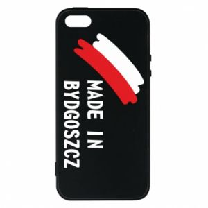 iPhone 5/5S/SE Case Made in Bydgoszcz