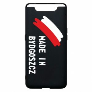 Samsung A80 Case Made in Bydgoszcz