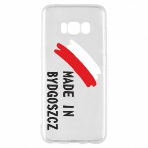 Samsung S8 Case Made in Bydgoszcz