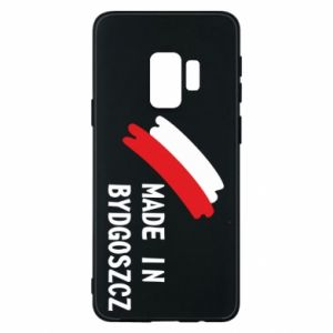 Samsung S9 Case Made in Bydgoszcz
