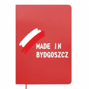 Notepad Made in Bydgoszcz