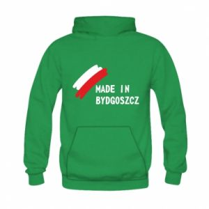 Kid's hoodie Made in Bydgoszcz