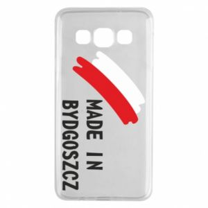 Samsung A3 2015 Case Made in Bydgoszcz