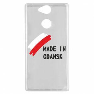Etui na Sony Xperia XA2 Made in Gdansk