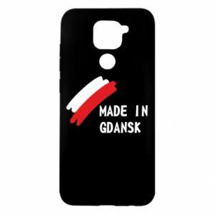 Etui na Xiaomi Redmi Note 9/Redmi 10X Made in Gdansk