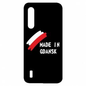 Etui na Xiaomi Mi9 Lite Made in Gdansk