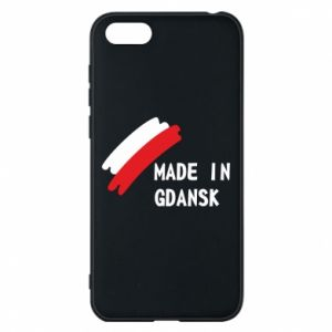 Huawei Y5 2018 Case Made in Gdansk