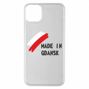 iPhone 11 Pro Max Case Made in Gdansk