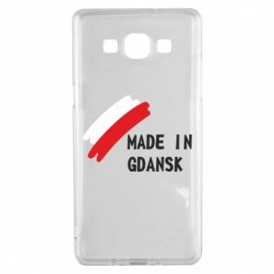 Samsung A5 2015 Case Made in Gdansk