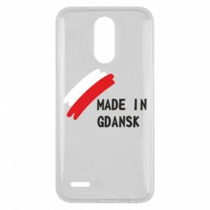 Lg K10 2017 Case Made in Gdansk